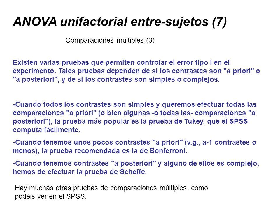 ANOVA unifactorial entre-sujetos (7)