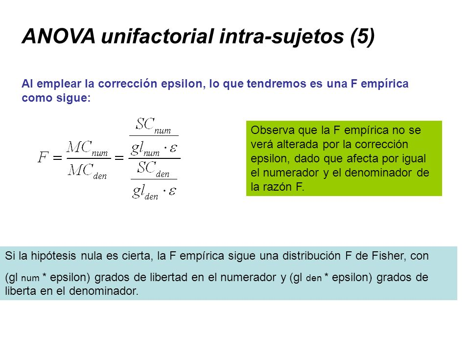 ANOVA unifactorial intra-sujetos (5)