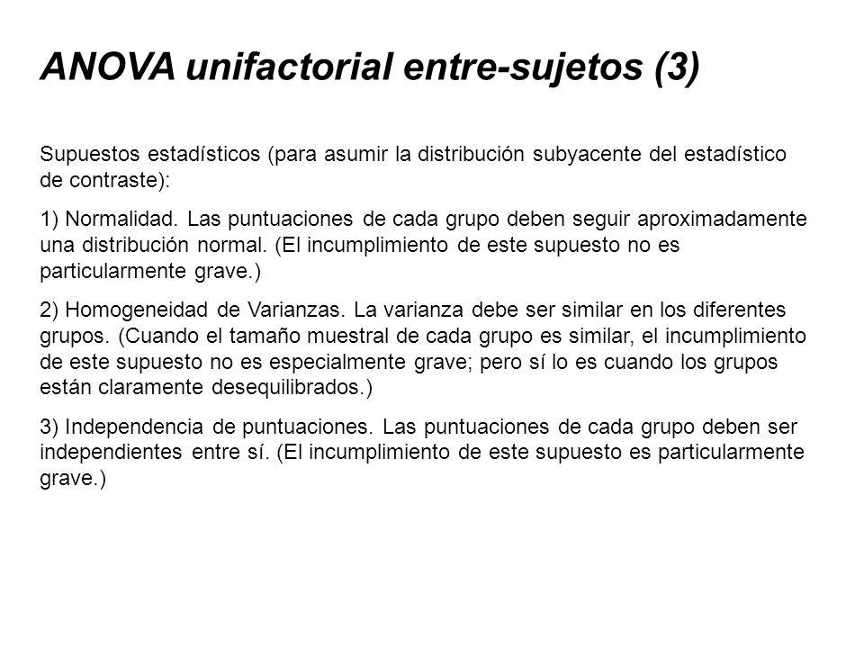 ANOVA unifactorial entre-sujetos (3)