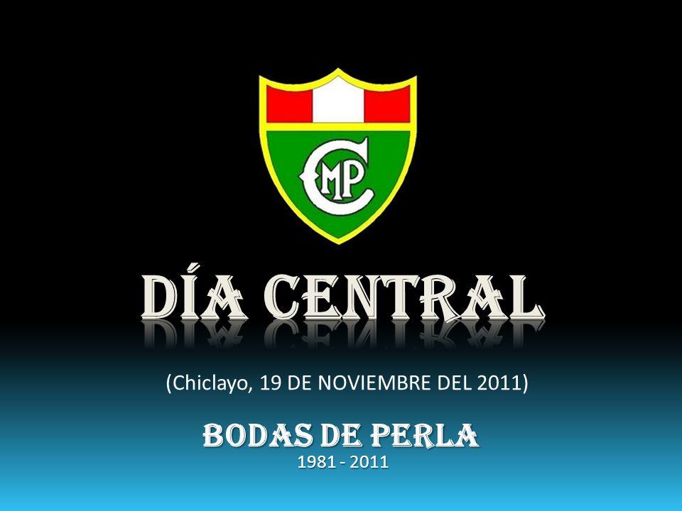 (Chiclayo, 19 DE NOVIEMBRE DEL 2011)