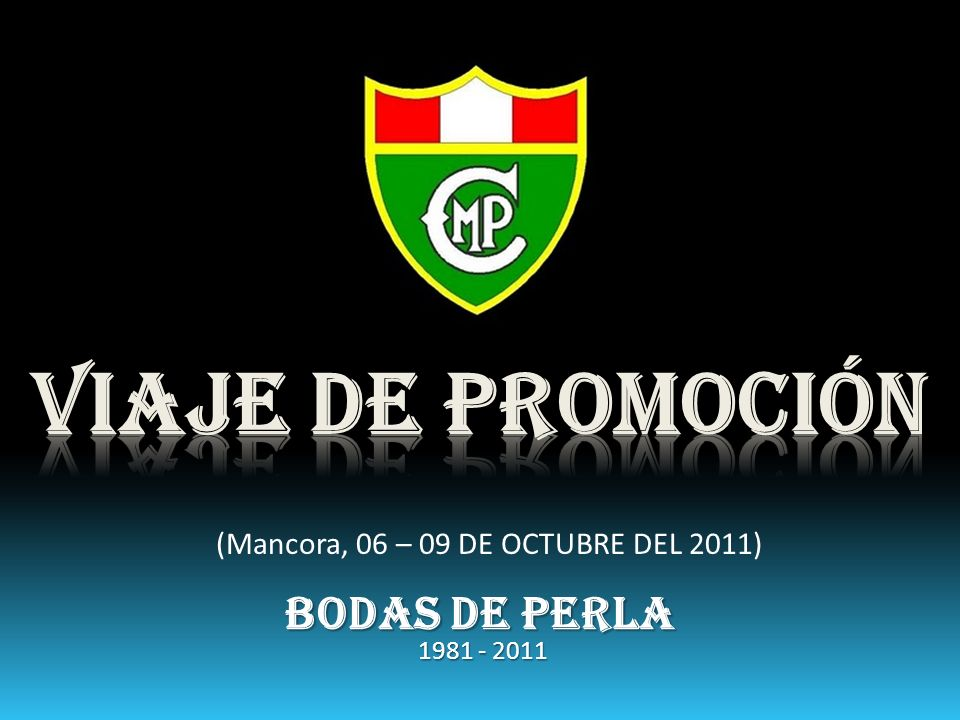 (Mancora, 06 – 09 DE OCTUBRE DEL 2011)