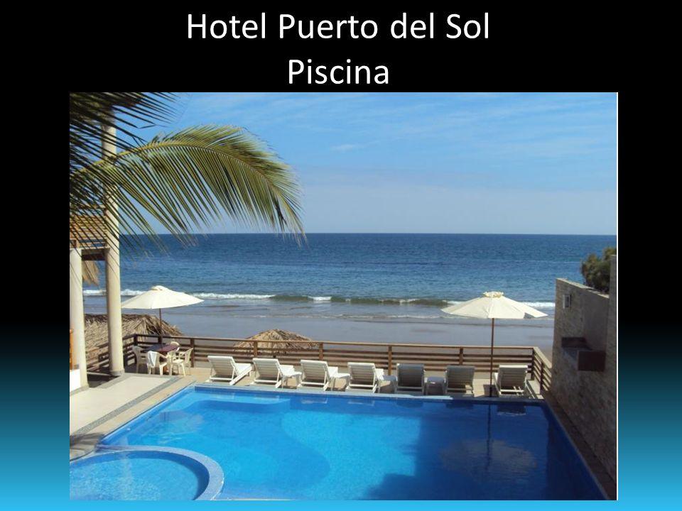 Hotel Puerto del Sol Piscina