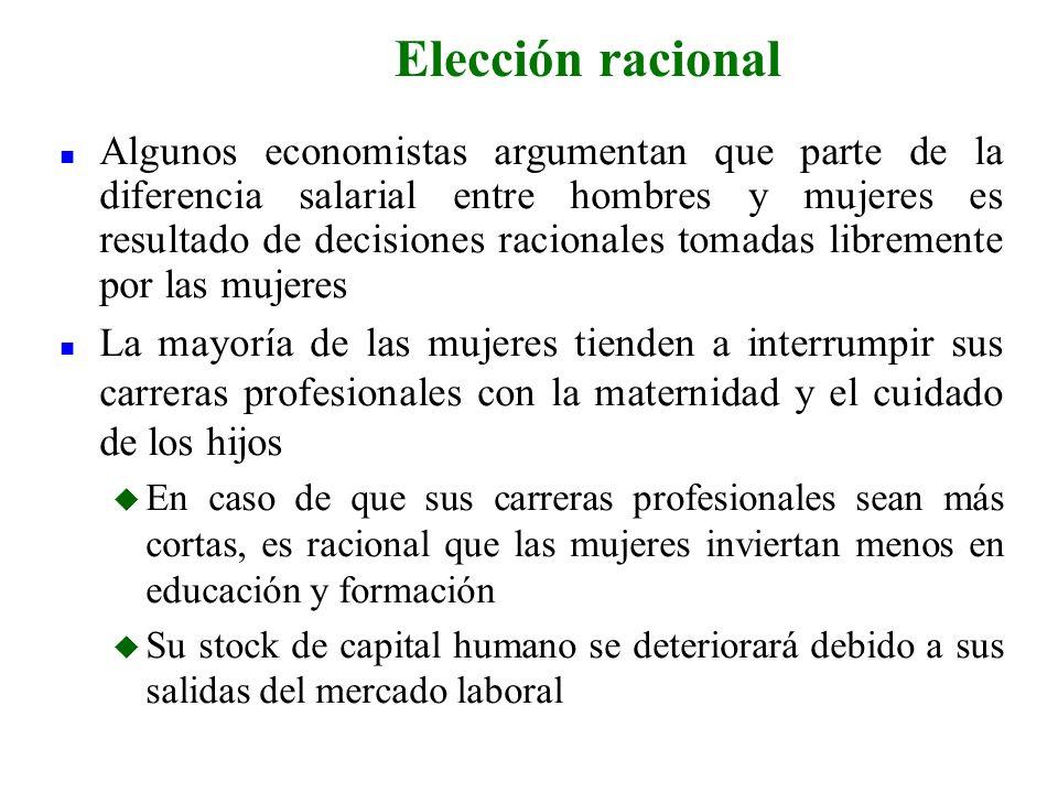 Elección racional