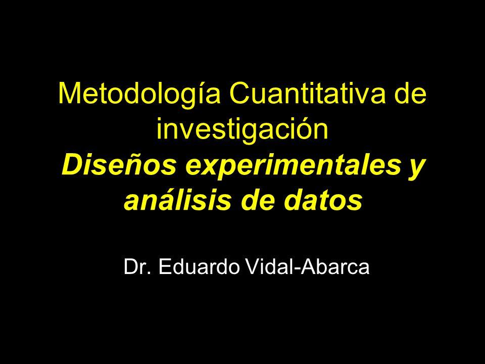 Dr. Eduardo Vidal-Abarca