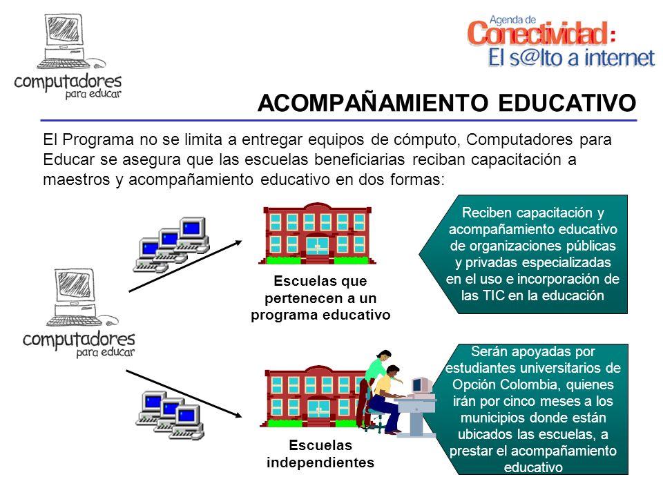 ACOMPAÑAMIENTO EDUCATIVO