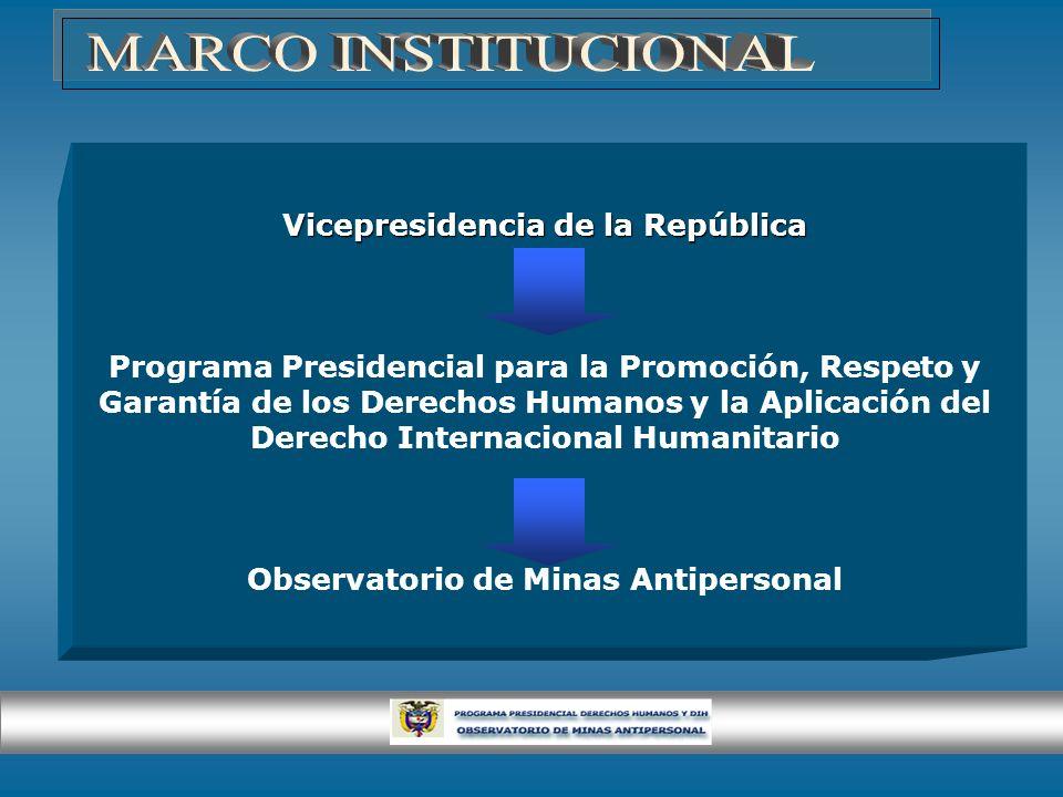 MARCO INSTITUCIONAL Vicepresidencia de la República
