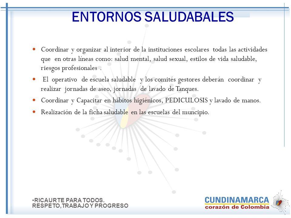 ENTORNOS SALUDABALES