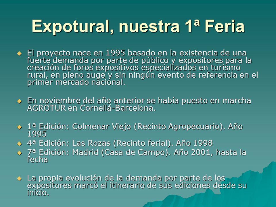 Expotural, nuestra 1ª Feria