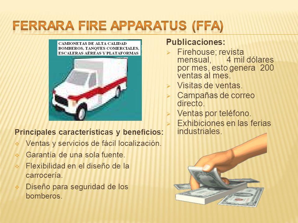 FERRARA FIRE APPARATUS (FFA)