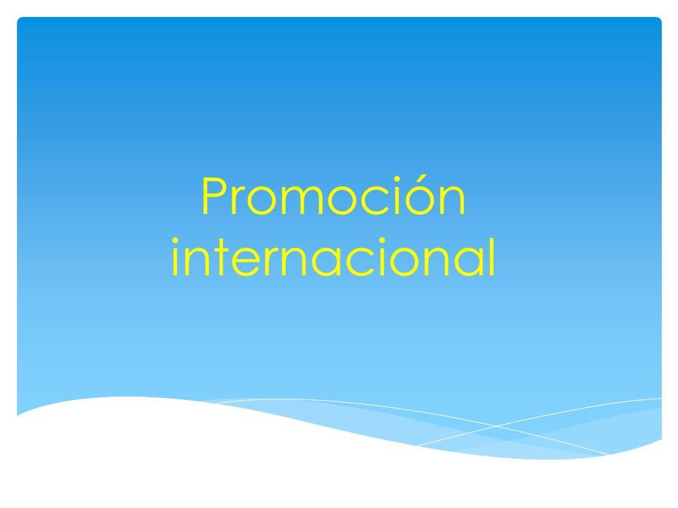 Promoción internacional