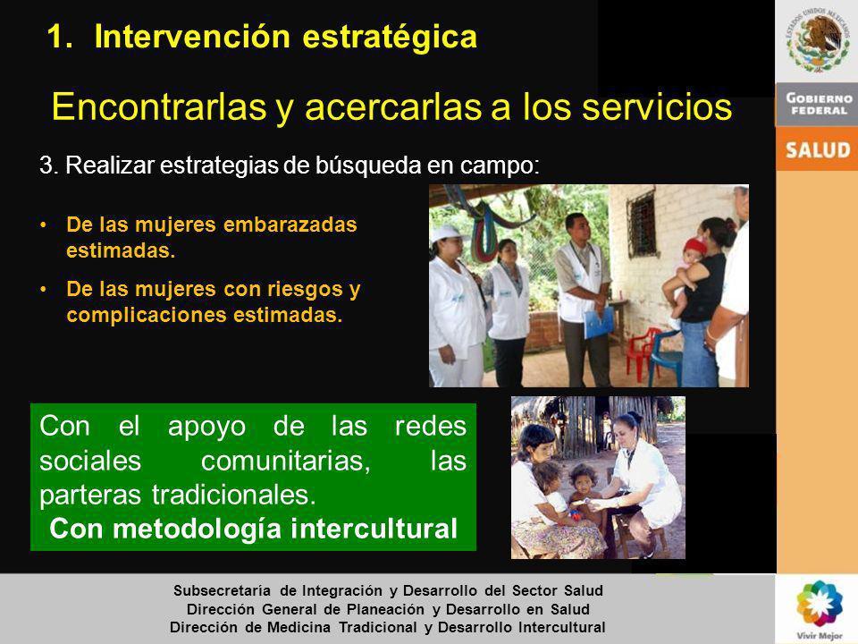 Con metodología intercultural