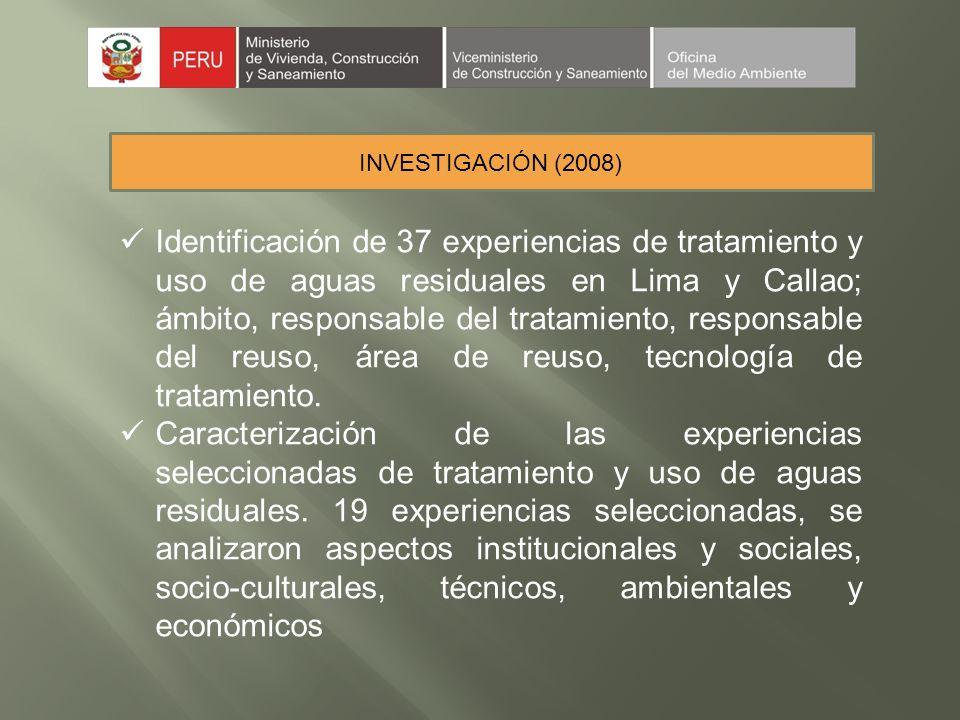 INVESTIGACIÓN (2008)