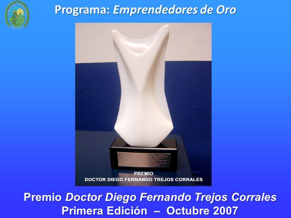 Programa: Emprendedores de Oro