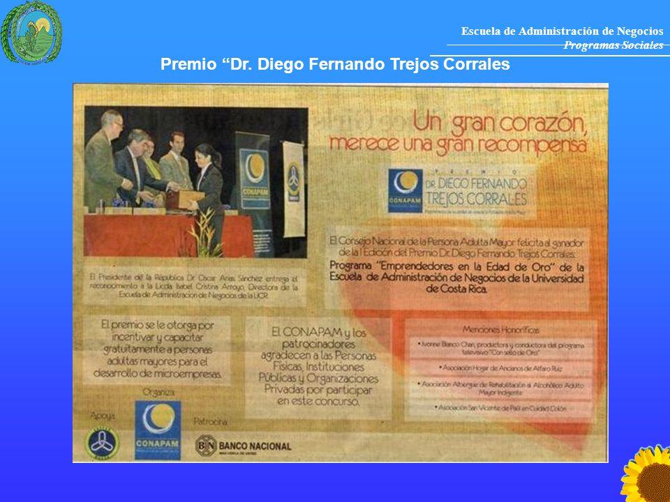 Premio Dr. Diego Fernando Trejos Corrales