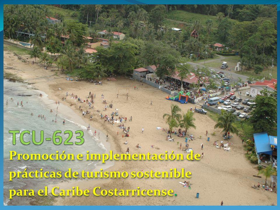 TCU-623 Promoción e implementación de prácticas de turismo sostenible