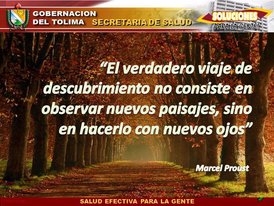 mbdl.md.msp El verdadero viaje de descubrimiento no consiste en observar nuevos paisajes, sino en hacerlo con nuevos ojos