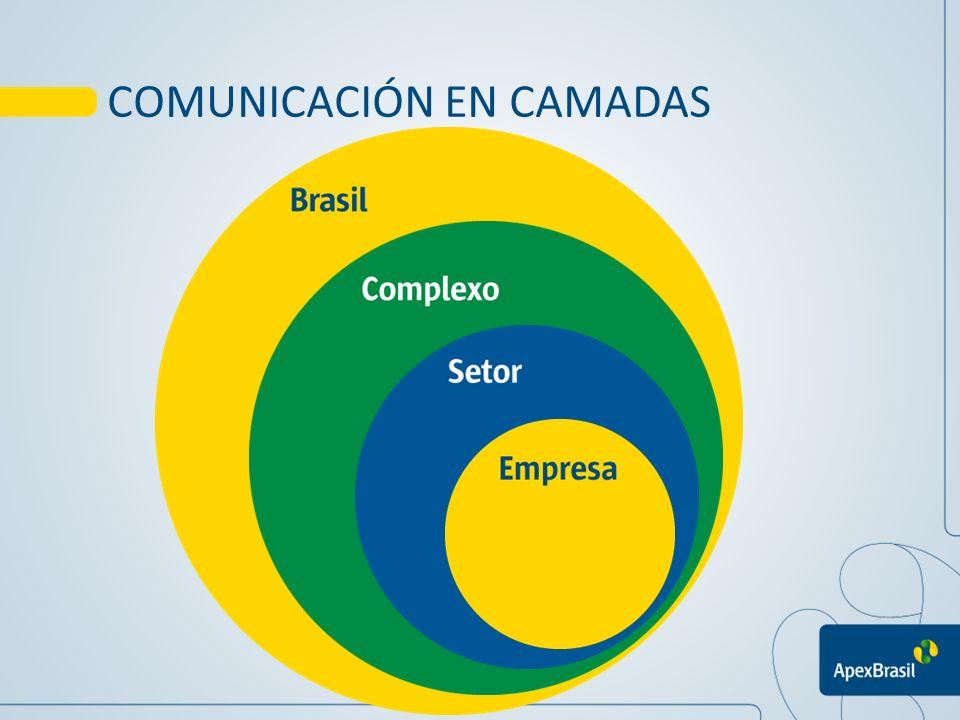 COMUNICACIÓN EN CAMADAS