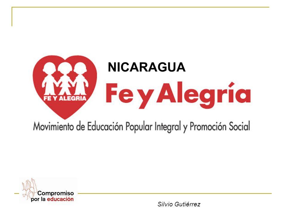 NICARAGUA Silvio Gutiérrez