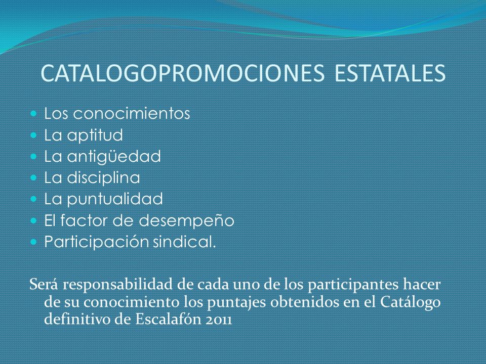 CATALOGOPROMOCIONES ESTATALES