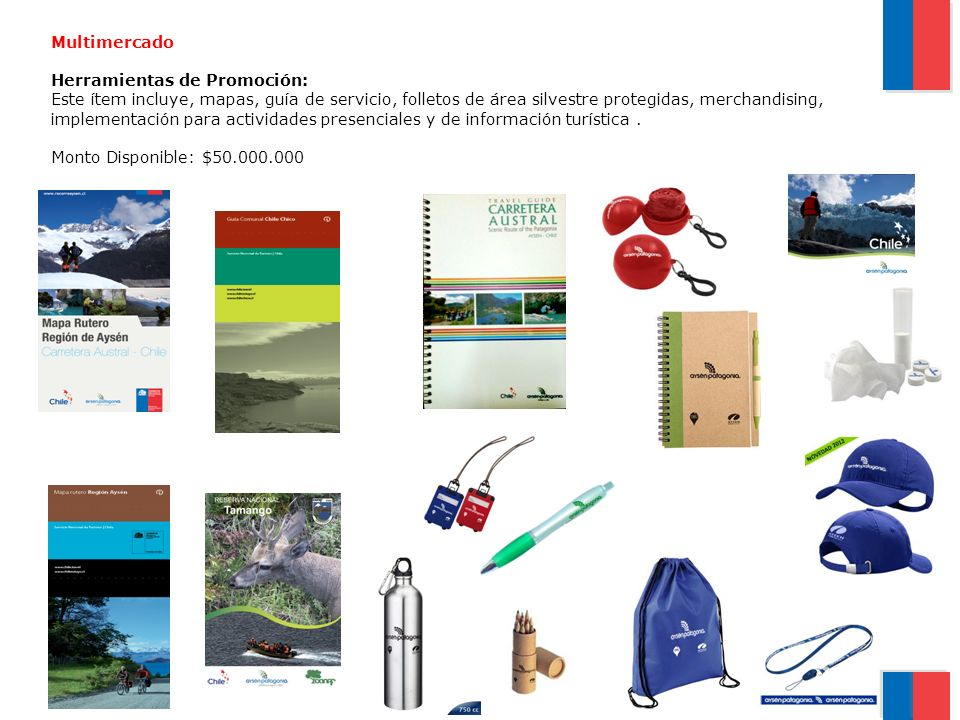 Multimercado Herramientas de Promoción: