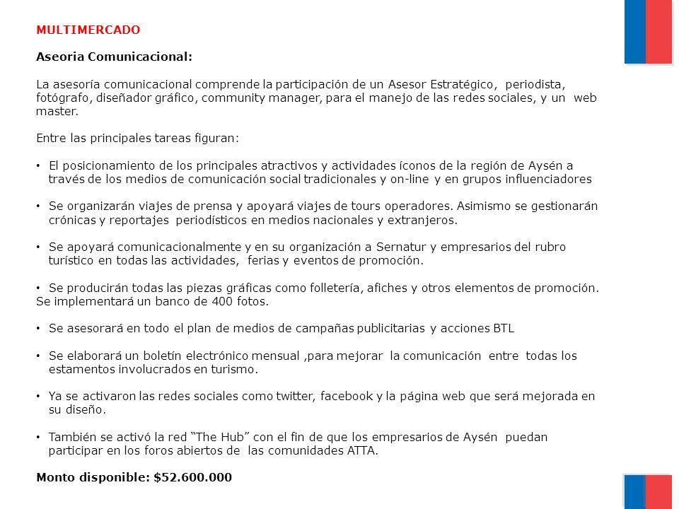MULTIMERCADO Aseoria Comunicacional: