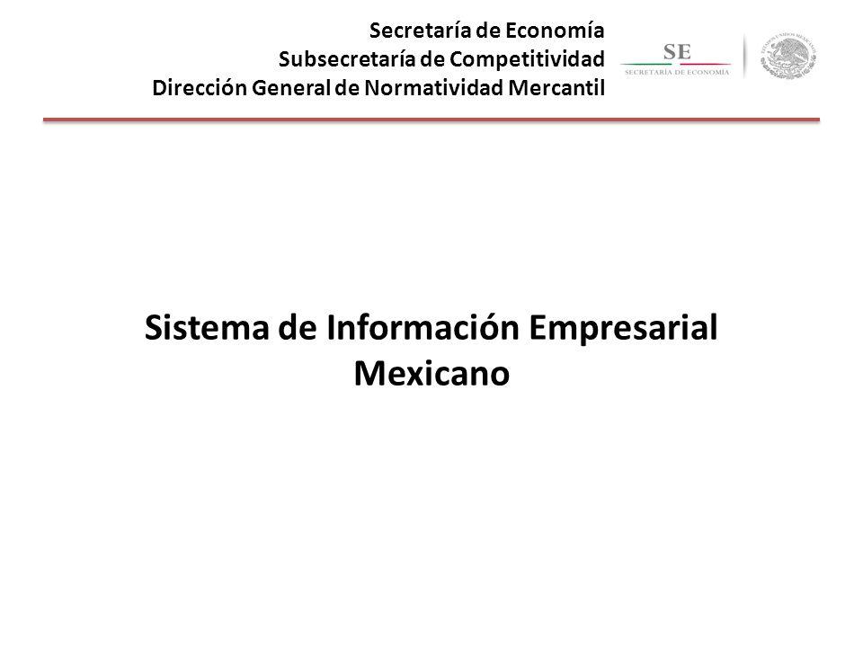 Sistema de Información Empresarial Mexicano