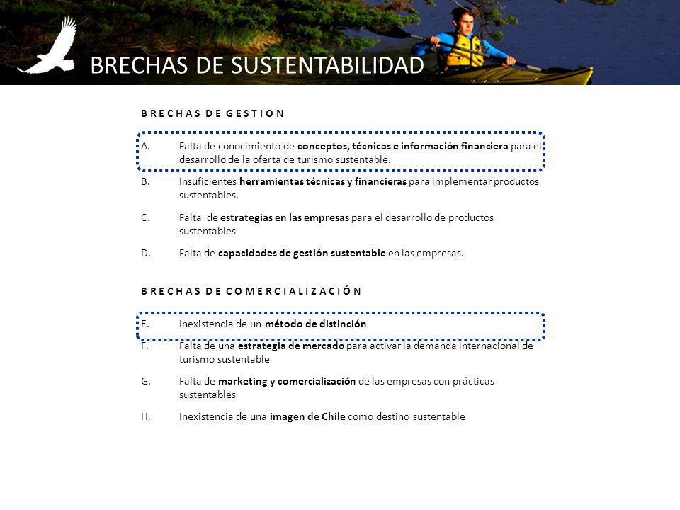 BRECHAS DE SUSTENTABILIDAD