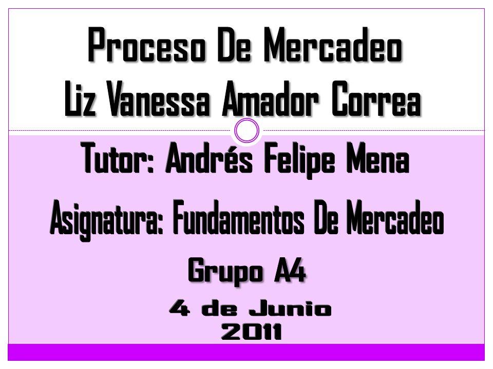 Liz Vanessa Amador Correa