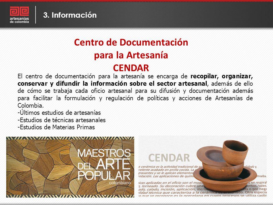Centro de Documentación para la Artesanía