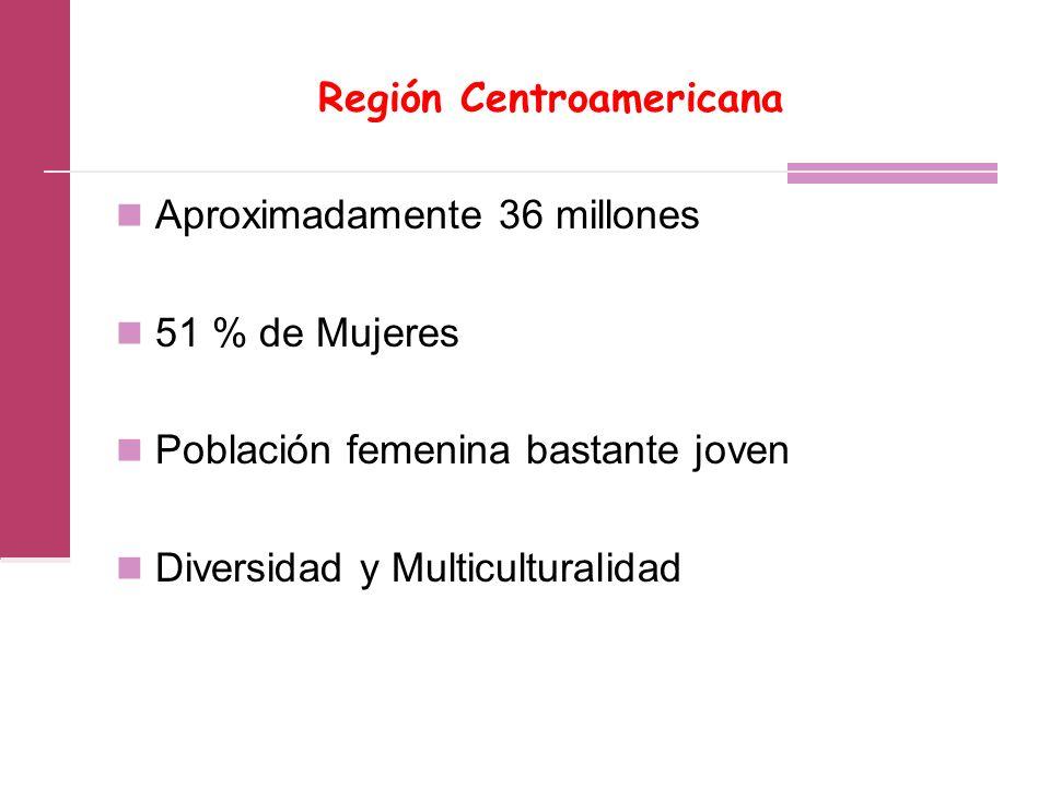Región Centroamericana