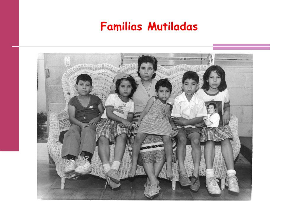 Familias Mutiladas