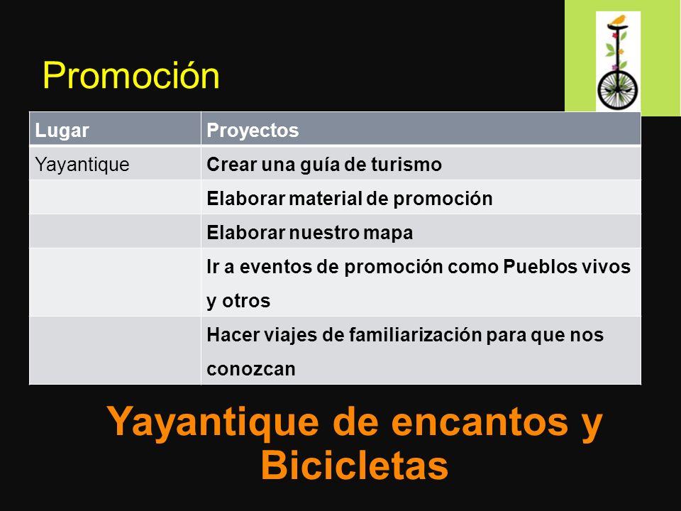 Yayantique de encantos y Bicicletas
