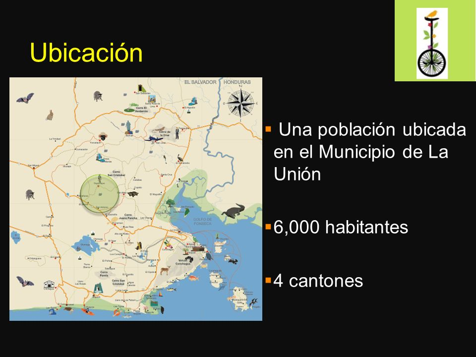 Ubicación Una población ubicada en el Municipio de La Unión