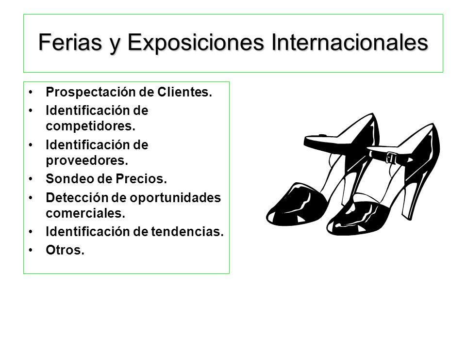 Ferias y Exposiciones Internacionales