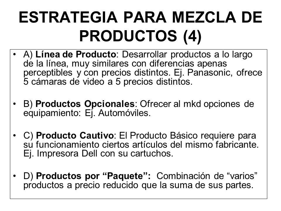 ESTRATEGIA PARA MEZCLA DE PRODUCTOS (4)