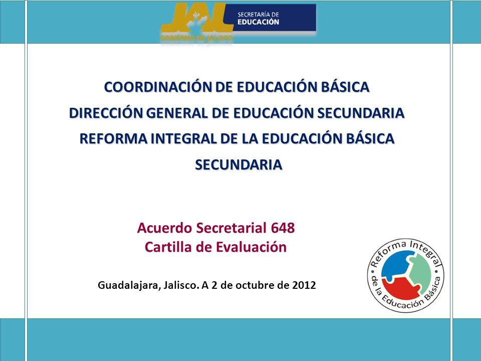 COORDINACIÓN DE EDUCACIÓN BÁSICA