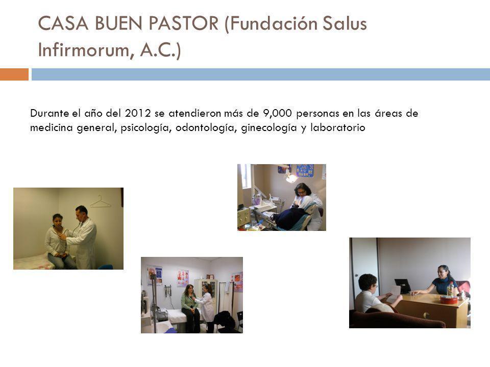CASA BUEN PASTOR (Fundación Salus Infirmorum, A.C.)