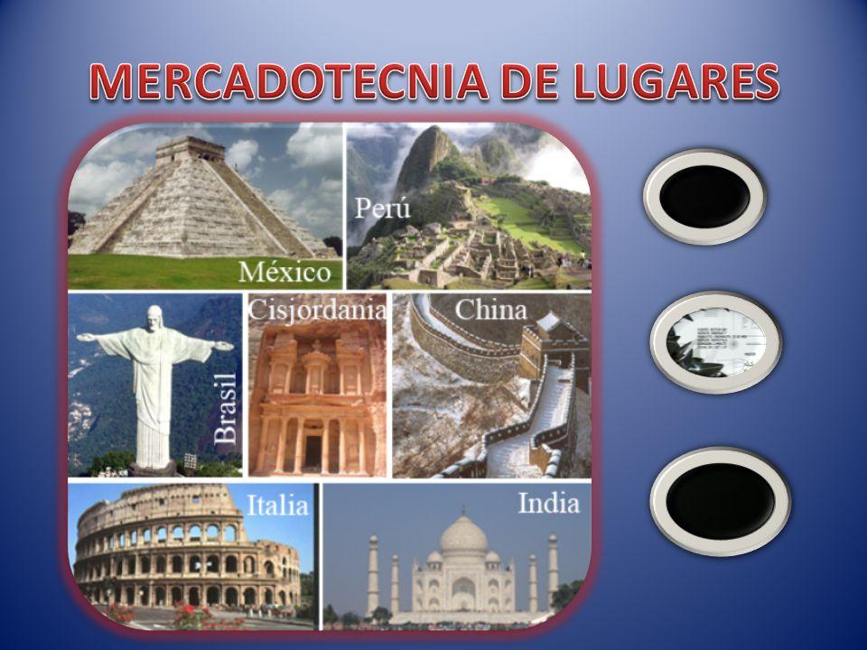 MERCADOTECNIA DE LUGARES