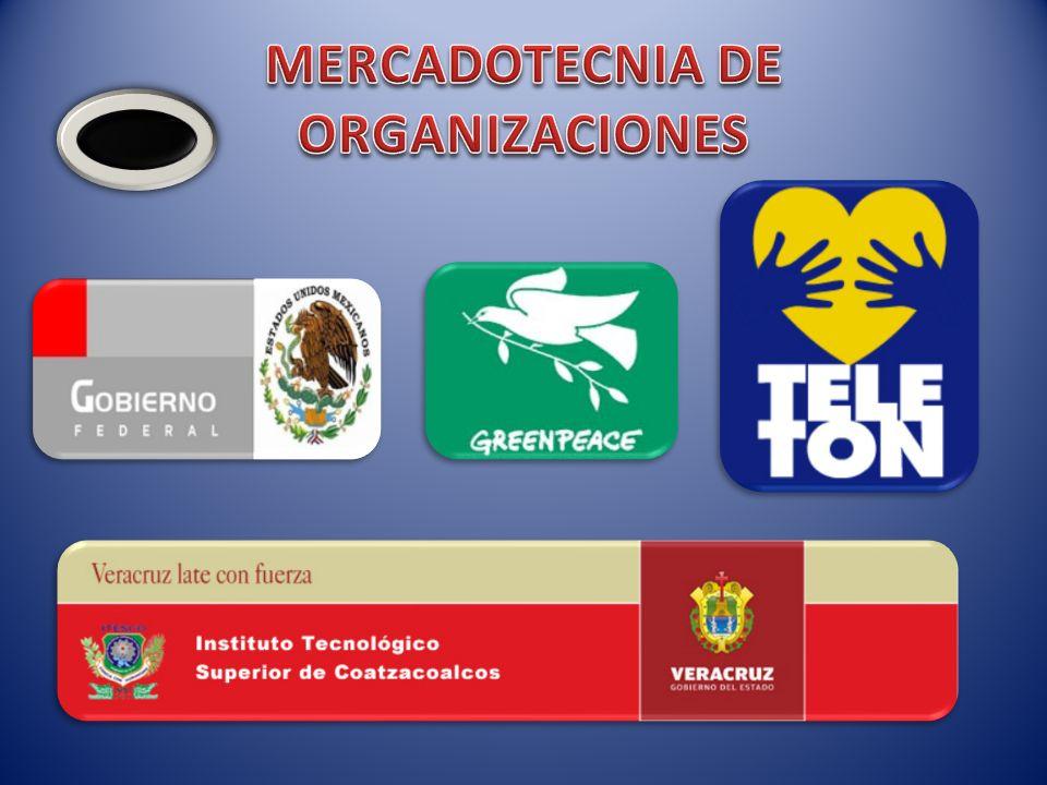 MERCADOTECNIA DE ORGANIZACIONES