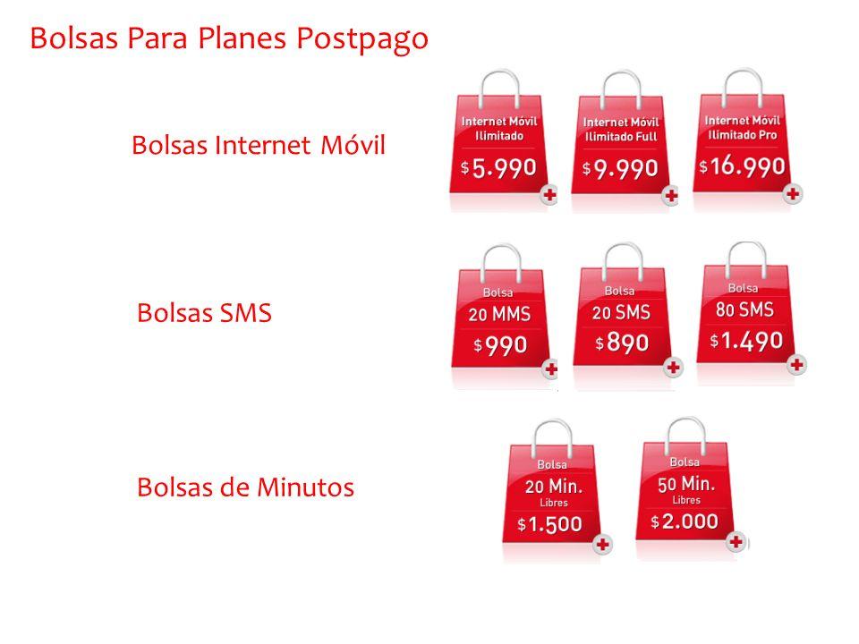 Bolsas Para Planes Postpago