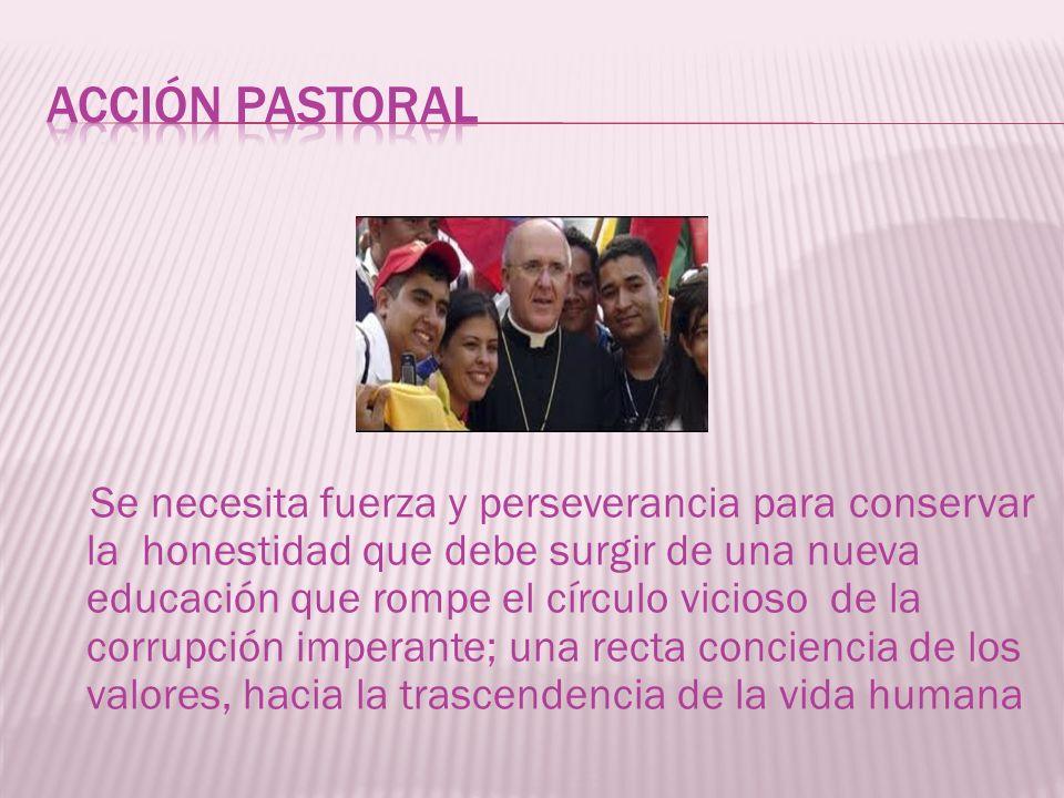 Acción pastoral