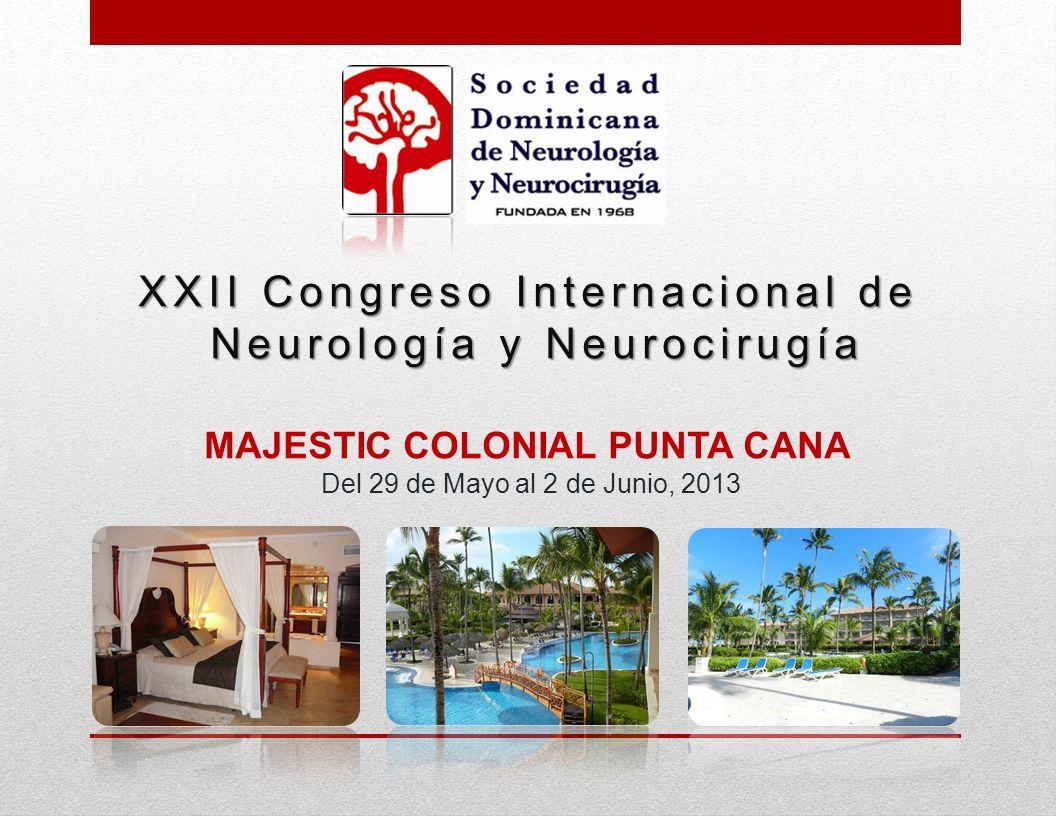 XXII Congreso Internacional de Neurología y Neurocirugía