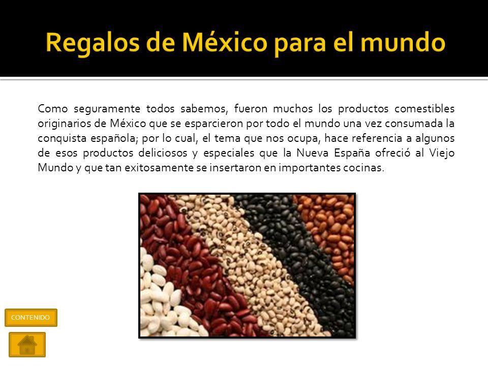Regalos de México para el mundo