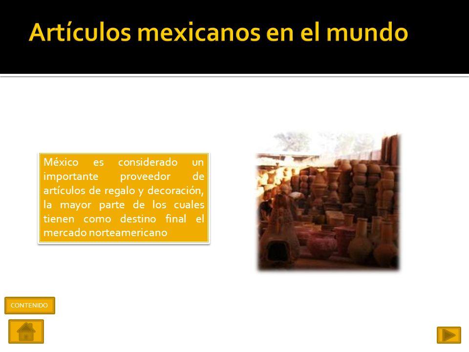 Artículos mexicanos en el mundo
