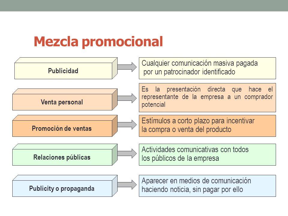 Publicity o propaganda