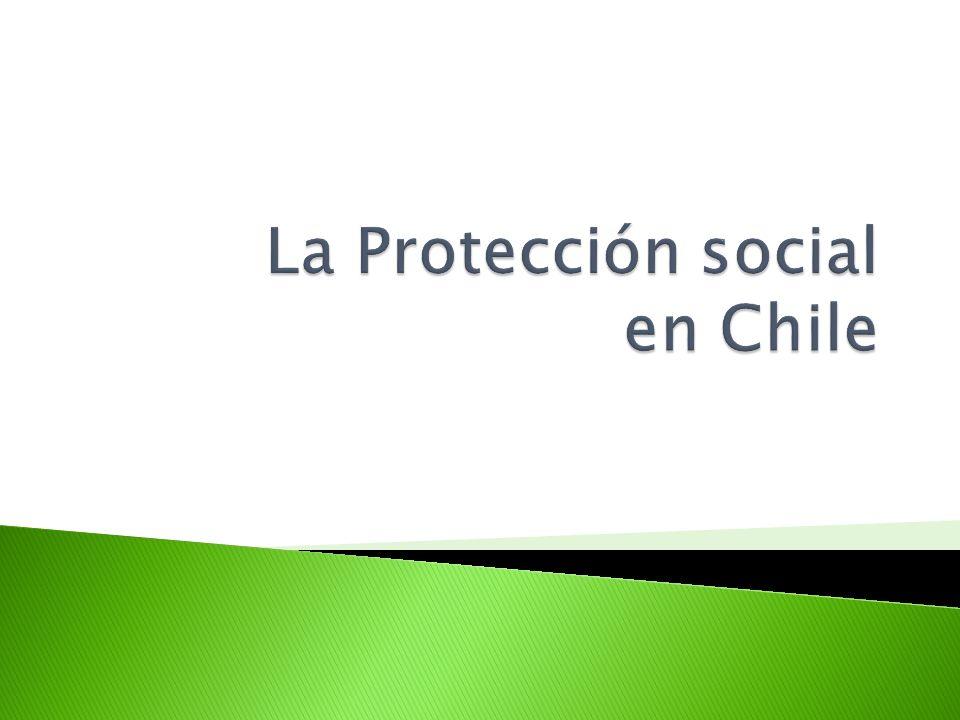 La Protección social en Chile