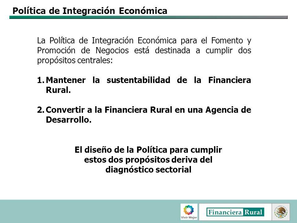 Política de Integración Económica