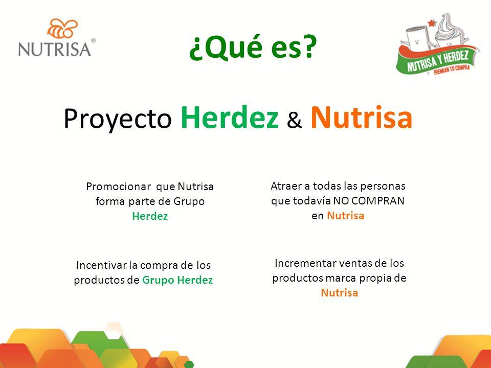 Proyecto Herdez & Nutrisa