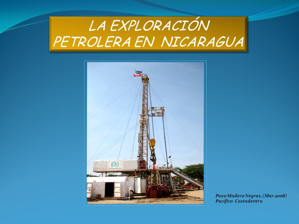 PETROLERA EN NICARAGUA
