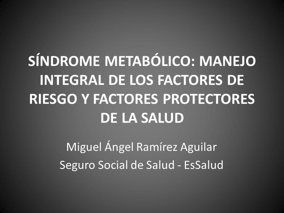 Miguel Ángel Ramírez Aguilar Seguro Social de Salud - EsSalud